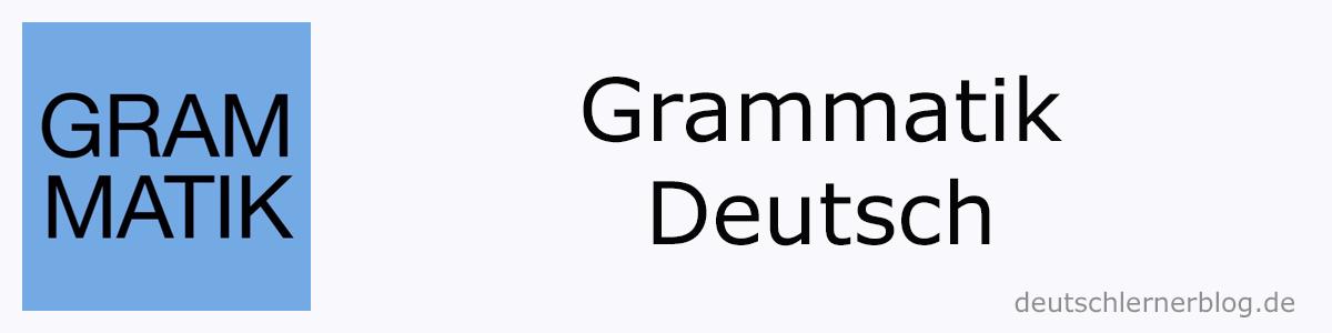 Adjektivdeklination Übungen - Adjektivendungen - Deklination der Adjektive