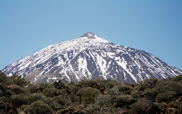 Insel Teneriffa - El Teide - der Teide
