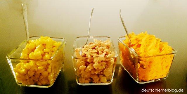 Mahlzeiten - Essen und Trinken - Salat