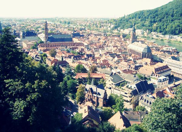 Schüleraustausch mit Deutschland Heidelberg