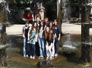 Schüleraustausch mit Deutschland