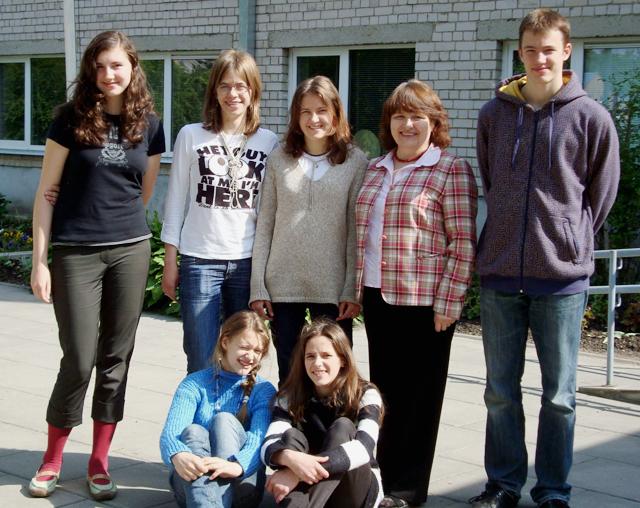 Deutsch lernen in Vilnius in Litauen