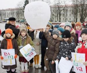 20 Jahre Unabhängigkeit Litauens