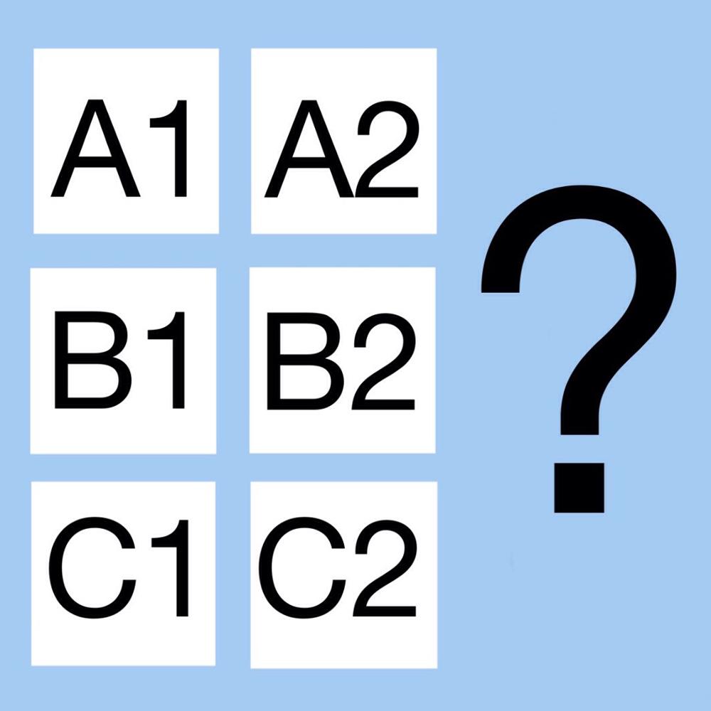 Einstufungstests Deutsch A1 bis C1 - Teste dein Sprachniveau Deutsch