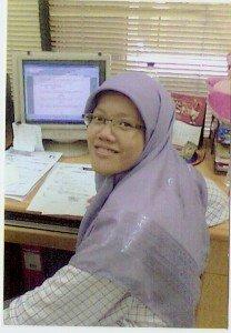 Deutschlerner stellen sich vor - NITA AUS INDONESIEN