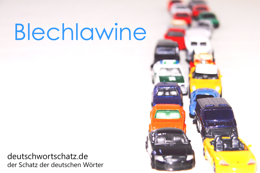 Verkehrsmeldungen - Stauwarnungen - Blechlawine