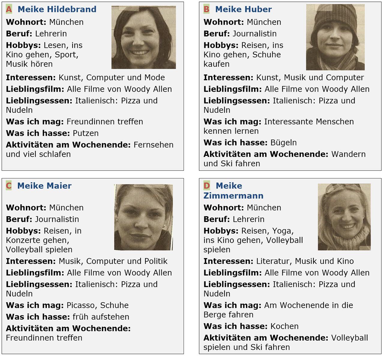 Hörverstehen_Idealpaar_A1_4_Steckbriefe_Meike_deutschernerblog