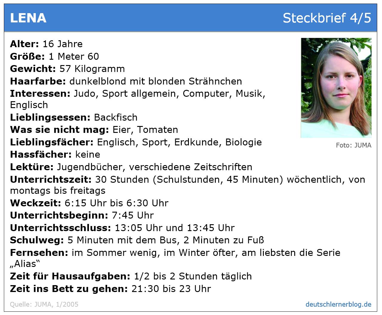 Lena_16_Steckbrief_deutschlernerblog