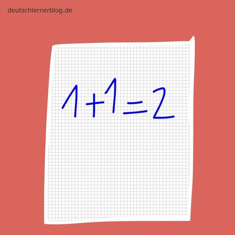 leicht - einfach - Adjektive - Bilder - Wortschatz mit Bildern - Wortschatzbilder