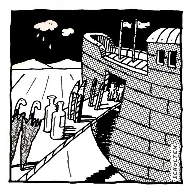 deutsche Cartoons - Deutsch lernen mit Cartoons - Cartoons lernen