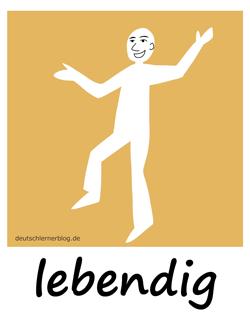 lebendig_Adjektive_Übung_Deutsch_lernen_125x157