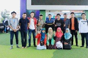 Mit dem Deutsch-Club Bandung
