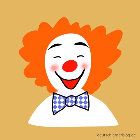 lustig - Clown