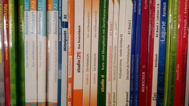 Deutschbuch - Deutschbücher