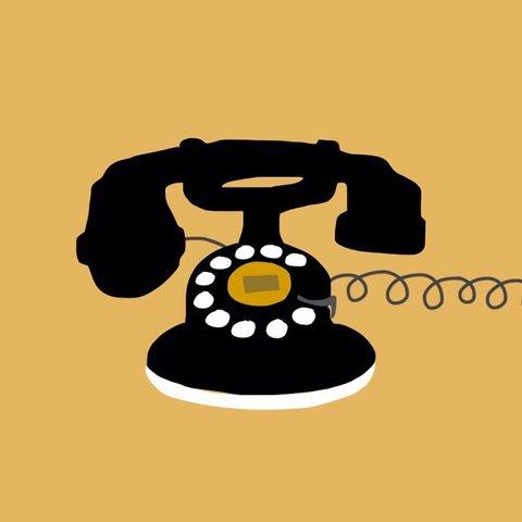 altmodisch - Telefon