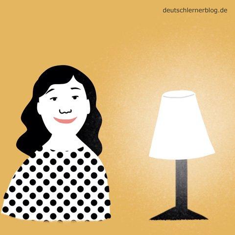 angenehm - Licht - Lampe - Nachttischlampe