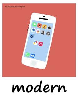 modern - Smartphone