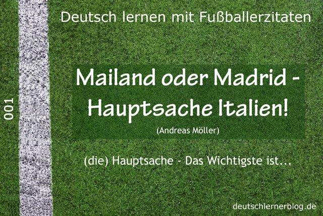 Fußballerzitate - Fußballerzitaten - Fussballerzitate - Fußballersprüche - Fussballersprüche - Zitate Fußball