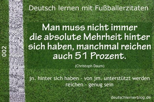 Fussballerzitate, Fussballersprüche, Sprüche Fussball