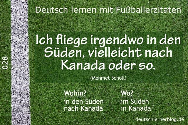 Fußballerzitate - Fussballerzitate