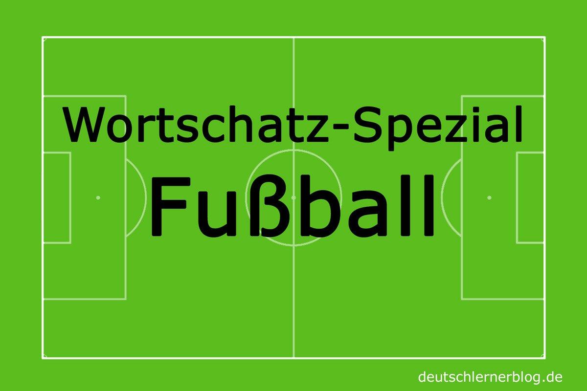 Fußballwortschatz - Wortschatz Fußball - Wortschatz Fussball - Fußball Bilder