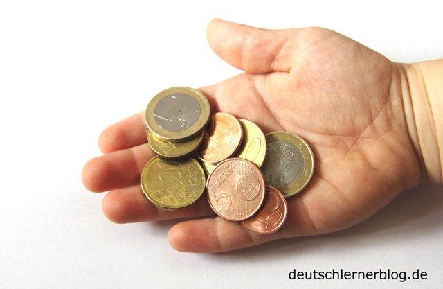 Wie viel Taschengeld - Taschengeld - Ab wann Taschengeld