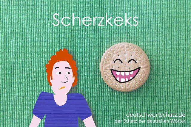 Scherzkeks - Witzbold