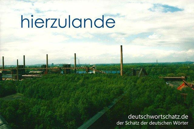 hierzulande - Deutschlandbilder - Bilder Deutschland
