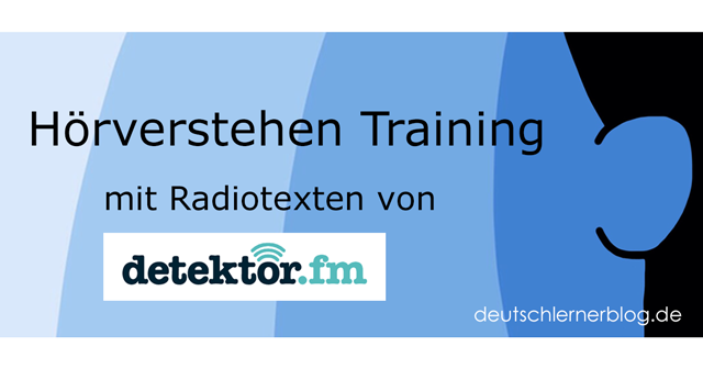 Hörverstehen Training - Gonzo-Journalismus -