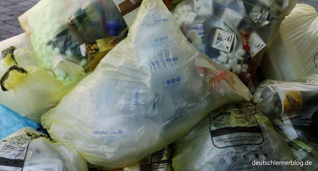 Müll und Kunst - Ist das Kunst oder kann das weg?