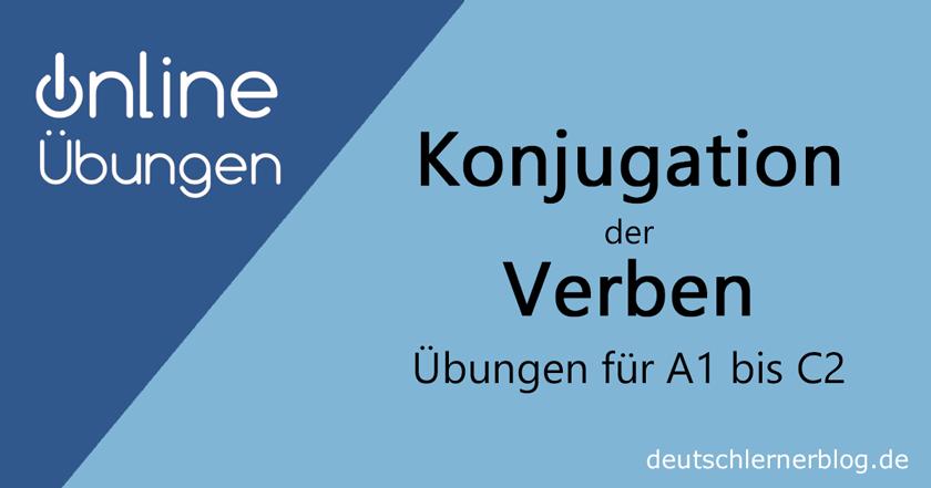 Die deutschen Verben.