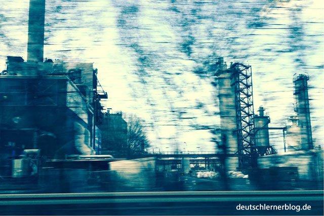 Energie der Zukunft - Kernkraftwerk - Kohlekraftwerk