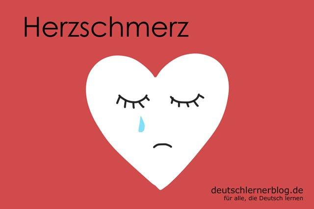 Herzschmerz - deutsche Krankheiten und Leiden