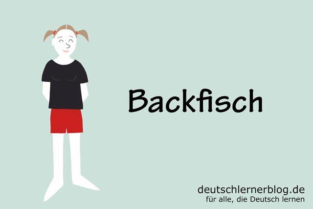 Backfisch - deutsche Küche - deutsches Essen - deutsche Rezepte - deutsche Speisen