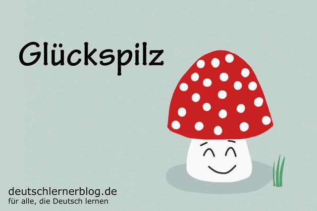 Glückspilz - deutsche Küche - deutsches Essen - deutsche Rezepte - deutsche Speisen