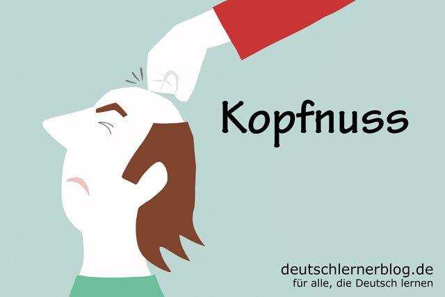 Kopfnuss - deutsche Küche - deutsches Essen - deutsche Rezepte - deutsche Speisen