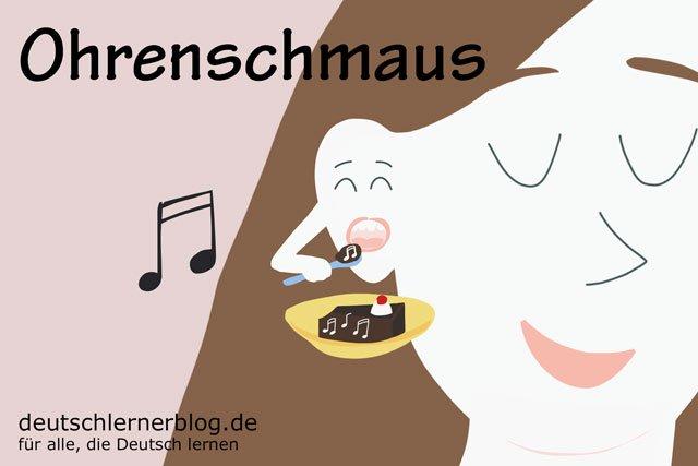 Ohrenschmalz - deutsche Küche - deutsche Musik - deutsches Essen - deutsche Rezepte - deutsche Speisen