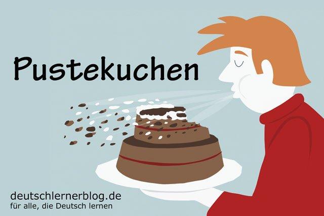 Pustekuchen - deutscher Kuchen - deutsches Essen - deutsche Rezepte - deutsche Speisen