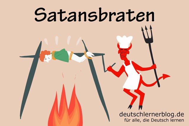 Satansbraten - deutsche Küche - deutsches Essen - deutsche Rezepte - deutsche Speisen