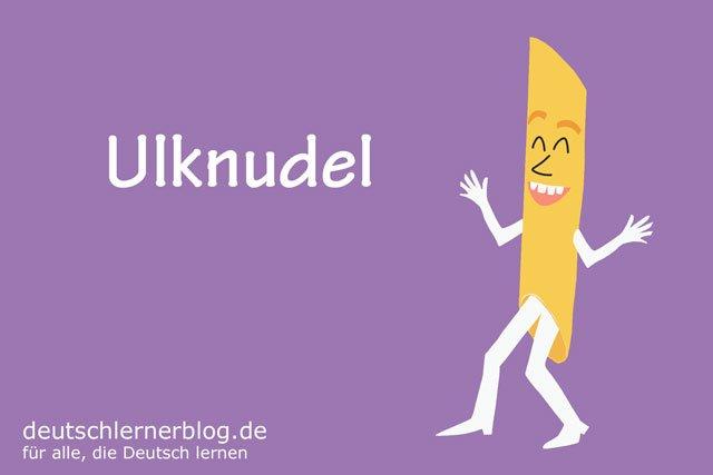 Ulknudel - deutsche Küche - deutsches Essen - deutsche Rezepte - deutsche Speisen