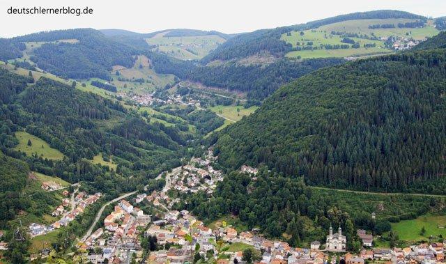 Schwarzwald - Pläne und Wünsche