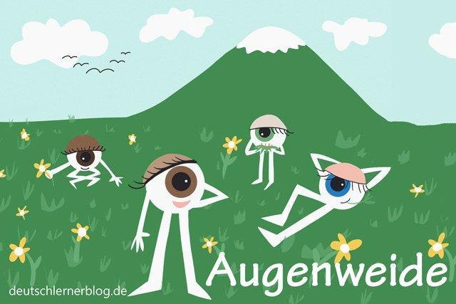 Augenweide - schöne Orte in Deutschland - beste Reiseziele