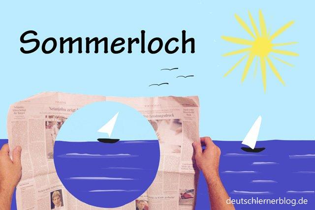 Sommerloch - schöne Orte in Deutschland - beste Reiseziele