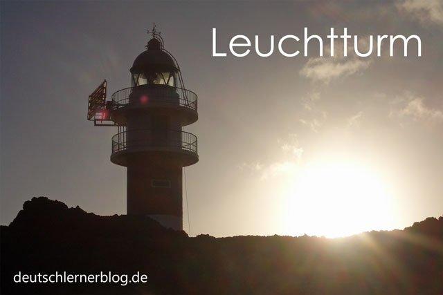 Leuchtturm - Teneriffa