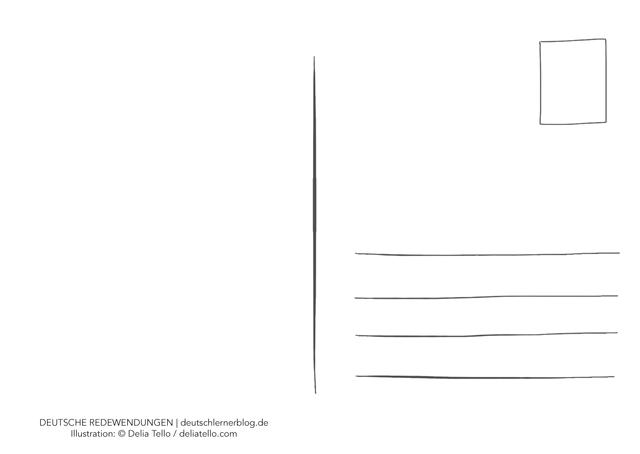 Postkarten deutschlernerblog