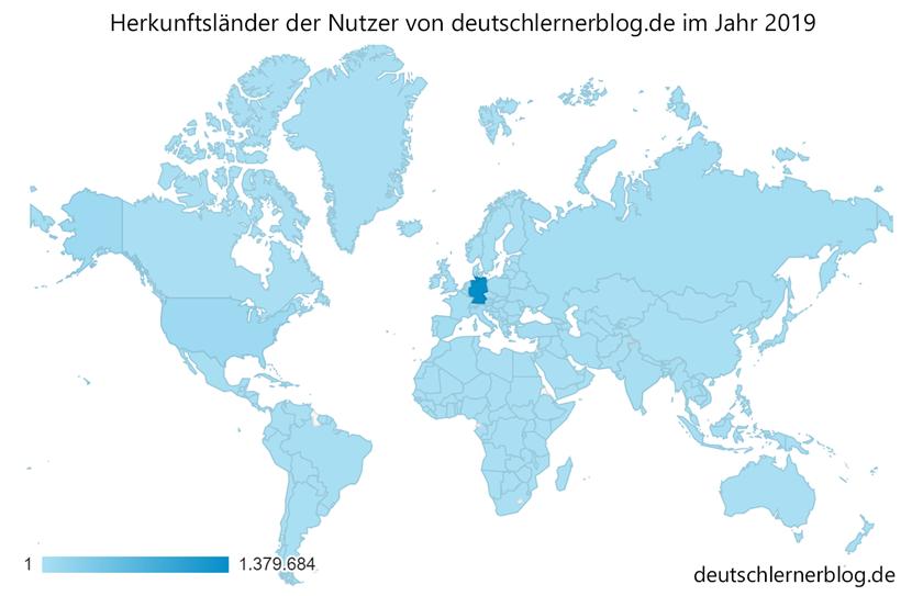 Herkunftsländer Deutschlerner Deutschlernende Herkunft