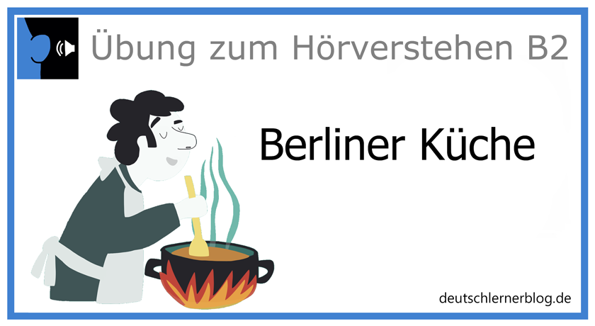 Berliner Küche - Berliner Gerichte