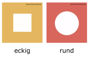 Die 200 wichtigsten deutschen Adjektive für A1 bis C1 | 01-50