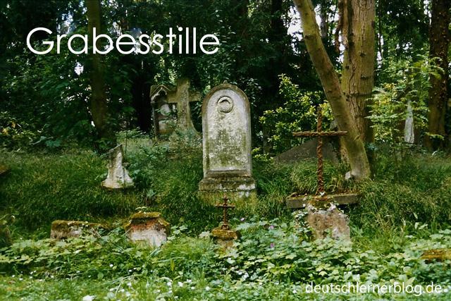 Grabesstille