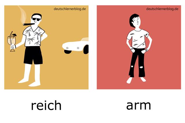 reich - arm